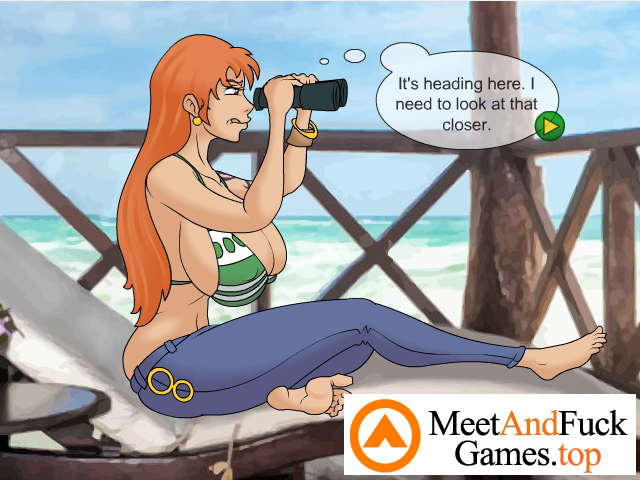 Nami's Private Island | Meet'N'Fuck Games porn game